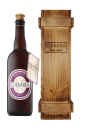 Camba Bavaria Oak Aged Milk Stout - Bourbon 0,75 ltr