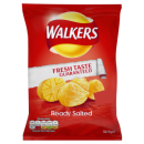 Walkers Chips Ready Salted 32,5g